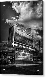 Fun-lan Acrylic Print by Marvin Spates
