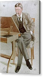 George Du Maurier (1834-1896) Acrylic Print by Granger