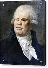 Georges-jacques Danton (1759-1794) Acrylic Print by Granger