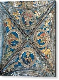 Giovan Pietro Da Cemmo, St Ambrose, St Acrylic Print by Everett