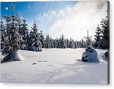 Harz Witches' Trail Acrylic Print by Andreas Levi
