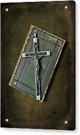 Holy Book Acrylic Print by Joana Kruse