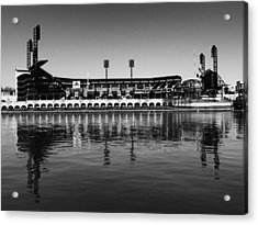 Home Of The Pirates Acrylic Print by Mountain Dreams