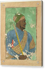 Ikhlas Khan Acrylic Print by British Library