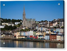 Immigrant Embarkation Harbour, Terraced Acrylic Print by Panoramic Images