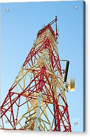 It Tower Acrylic Print by Sinisa Botas