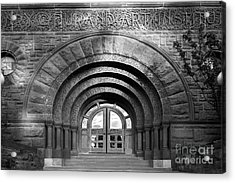 Lake Forest College Durand Art Institute Acrylic Print by University Icons
