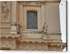 Les Invalides - Paris France - 01133 Acrylic Print by DC Photographer