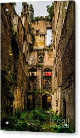 Long Forgotten Acrylic Print by Adrian Evans