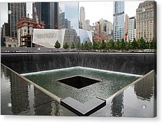 Memorial To 11 September 2001 Acrylic Print by Jim West