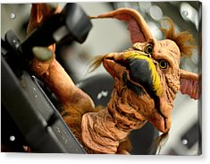 Monster Salacious Crumbes Acrylic Print by Toppart Sweden