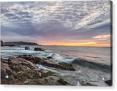 Morning Splash Acrylic Print by Jon Glaser