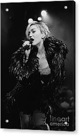 No Doubt Acrylic Print by Front Row  Photographs