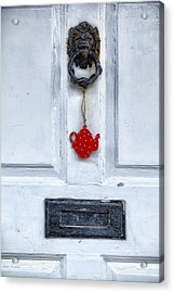 Old Door Acrylic Print by Joana Kruse
