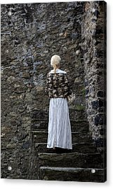 Period Lady Acrylic Print by Joana Kruse