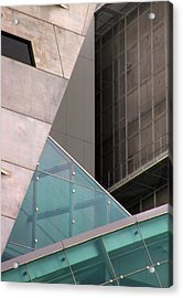 Perot Museum Acrylic Print by Ross Odom