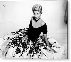 Picnic, Kim Novak, 1955 Acrylic Print by Everett