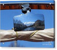 Reflect Acrylic Print by Yury Bashkin