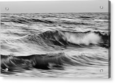 Soul Of The Sea Acrylic Print by Laura Fasulo