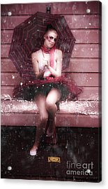 Splash Dancing Acrylic Print by Jorgo Photography - Wall Art Gallery