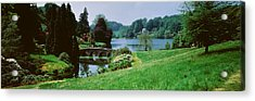 Stourhead Garden, England, United Acrylic Print by Panoramic Images