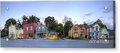 Sutton's Bay Shops Acrylic Print by Twenty Two North Photography