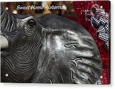 Sweet Home Alabama Acrylic Print by Kathy Clark