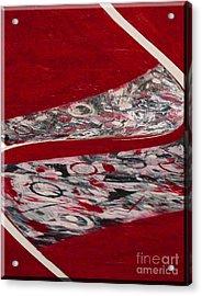 Swirl Acrylic Print by Gabriele Mueller