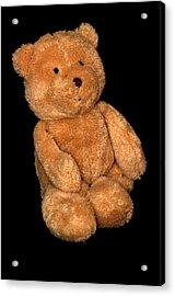 Teddy Bear  Acrylic Print by Toppart Sweden