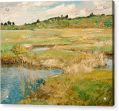 The Concord Meadow Acrylic Print by Mountain Dreams