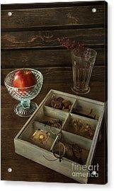 Treasures Acrylic Print by Elena Nosyreva