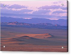Tuva Acrylic Print by Anonymous
