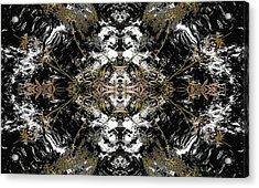 Unnatural 37 Acrylic Print by Giovanni Cafagna
