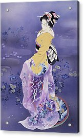Untitled Acrylic Print by Haruyo Morita