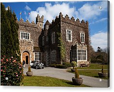 Waterford Castle , County Waterford Acrylic Print by Panoramic Images