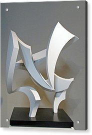 Wind Acrylic Print by John Neumann