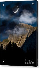 Yosemite National Park Acrylic Print by Mark Newman