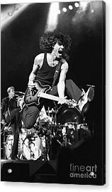 Van Halen - Eddie Van Halen Acrylic Print by Front Row  Photographs