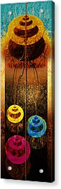 Abstract Acrylic Print by Tripti Singh