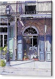 150 Acrylic Print by John Boles