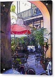 152 Acrylic Print by John Boles