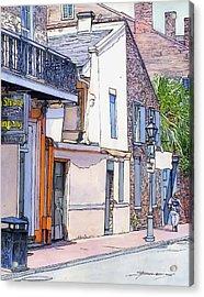 153 Acrylic Print by John Boles