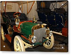 1904 Ford Model B Touring 5d25555 Acrylic Print by Wingsdomain Art and Photography