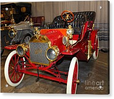1908 Ford Model T Touring 5d25558 Acrylic Print by Wingsdomain Art and Photography