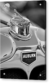 1929 Auburn 8-90 Speedster Hood Ornament 2 Acrylic Print by Jill Reger