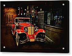 1931 Cord L-29 Acrylic Print by Maria Angelica Maira