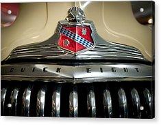 1948 Buick Roadmaster Acrylic Print by Sebastian Musial