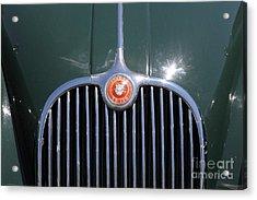 1959 Jaguar Xk150 Dhc 5d23300 Acrylic Print by Wingsdomain Art and Photography