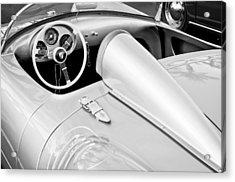 1955 Porsche Spyder Acrylic Print by Jill Reger
