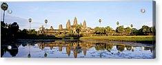 Angkor Wat, Cambodia Acrylic Print by Panoramic Images